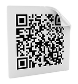 3D-QR-Code-Digital-Abstract-Black-and-Wh