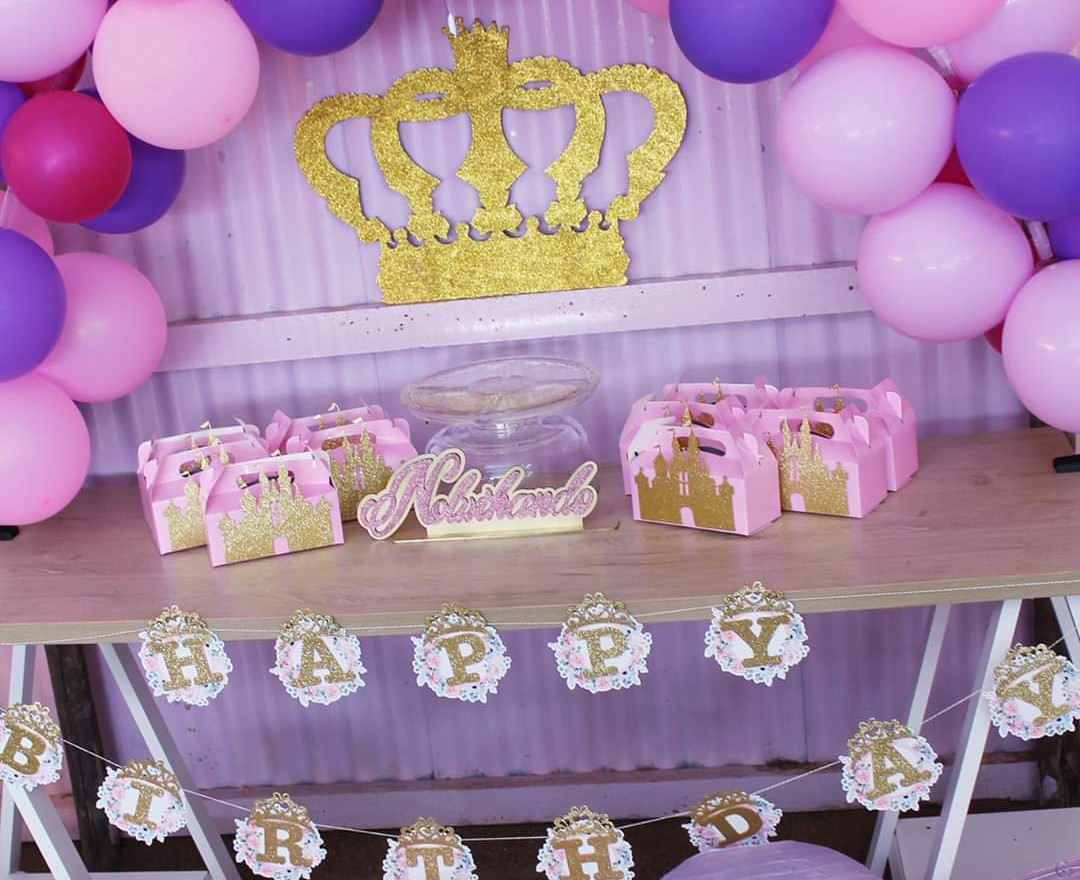 Prinsess Theme