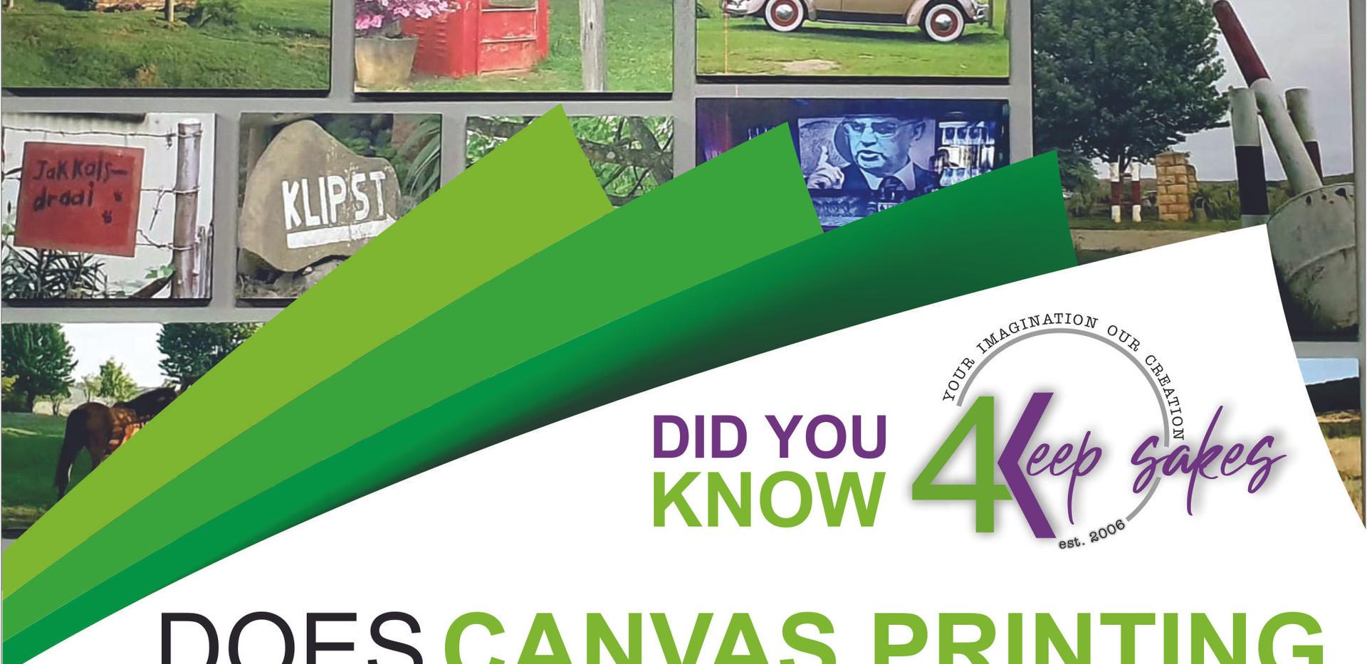 Did you know 4keepsake Canvas.jpg
