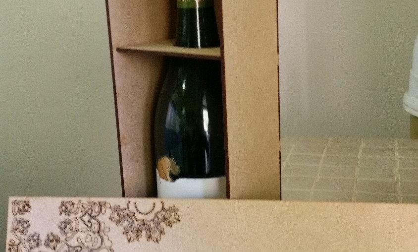 Wine case 750ml
