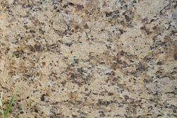 Giallo Napoli Granite Sample