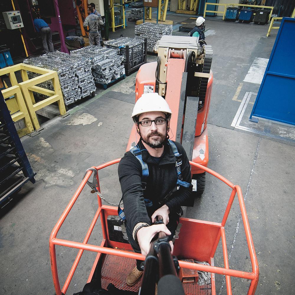 Thierry Vincent Photographie industrielle