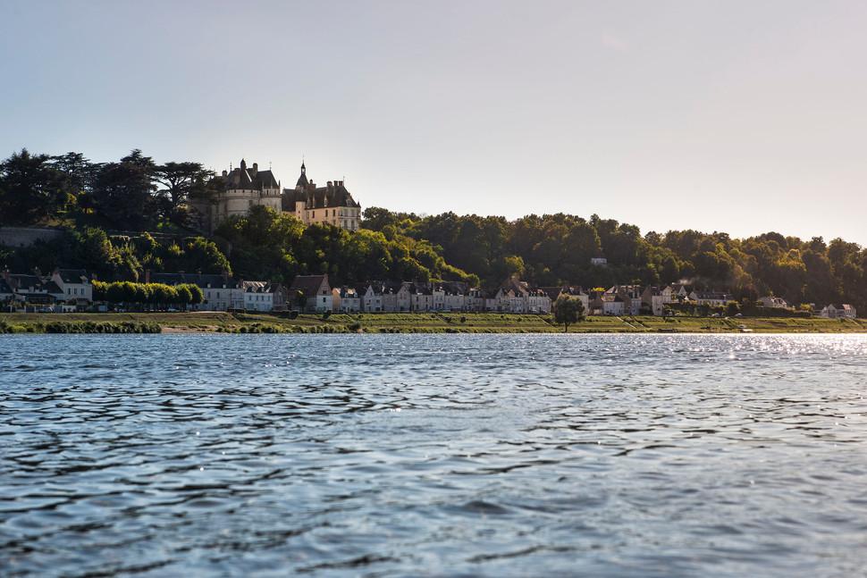 Le domaine de Chaumont sur Loire