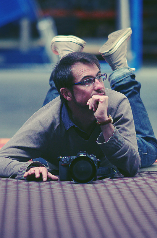Thierry Vincent Photographe - Photo © Jérôme Gillard