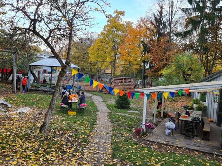 Parque infantil Raitelsberg A.G Calidad sobre cantidad