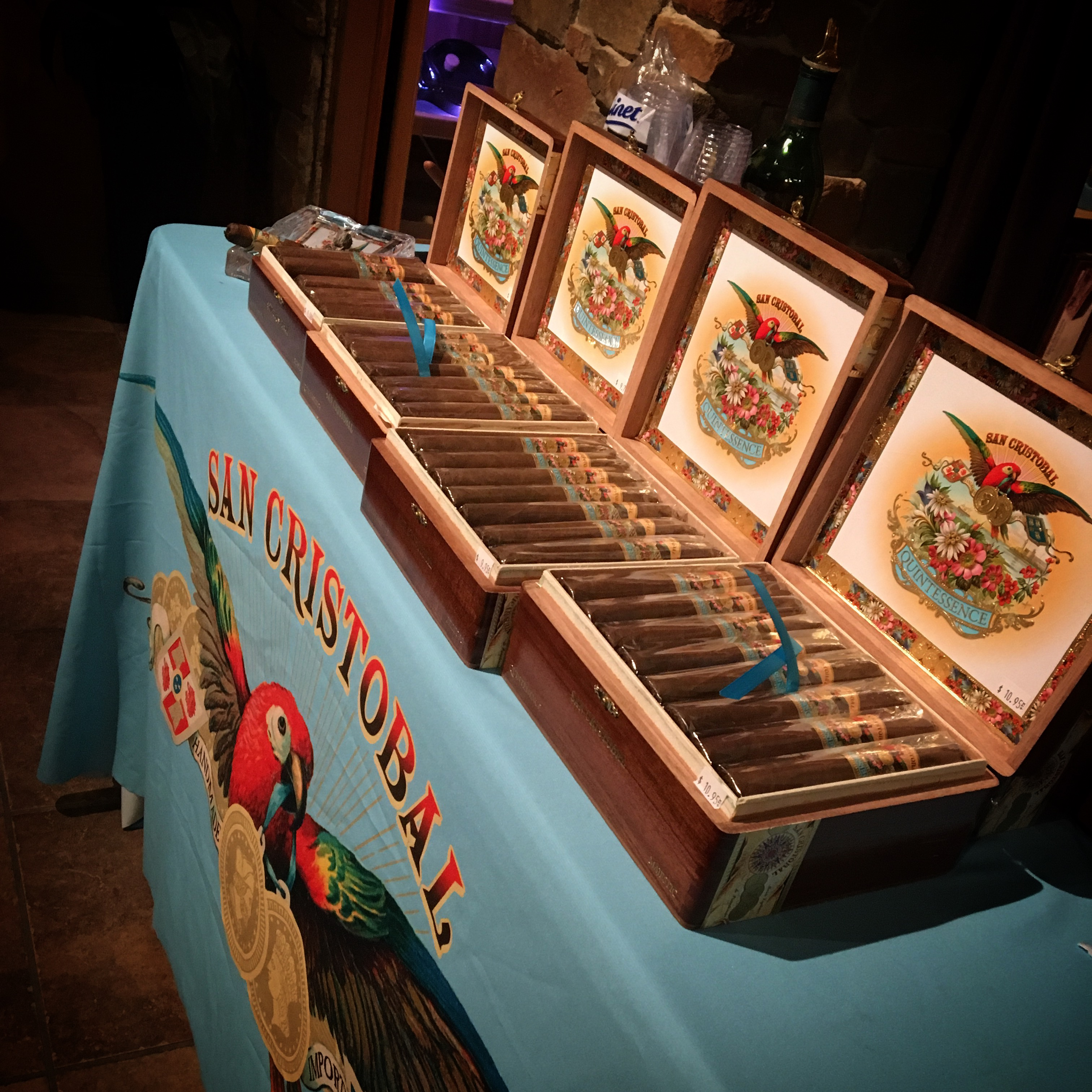 San Cristobal Cigars