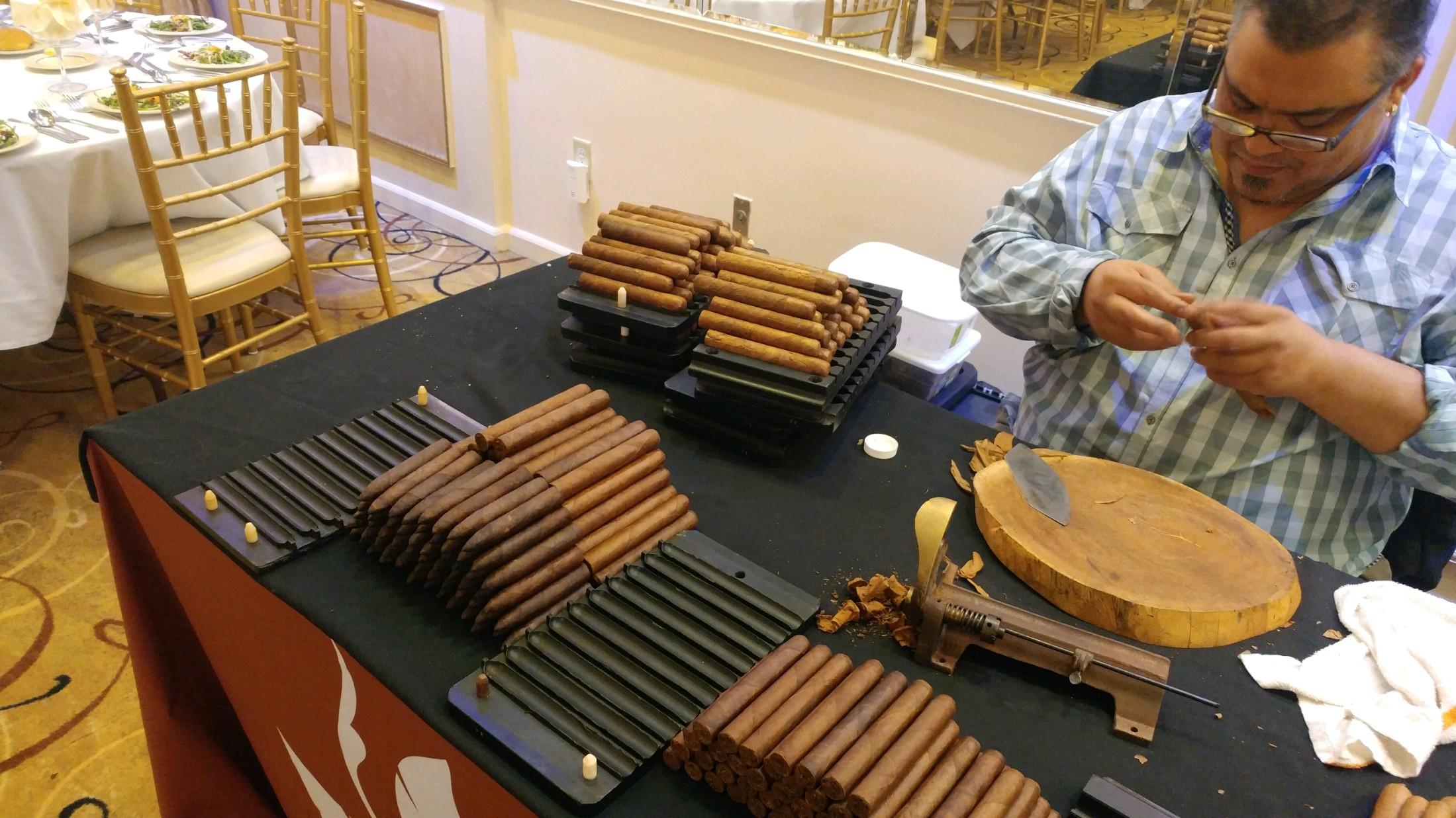 Fresh Rolled Cigars