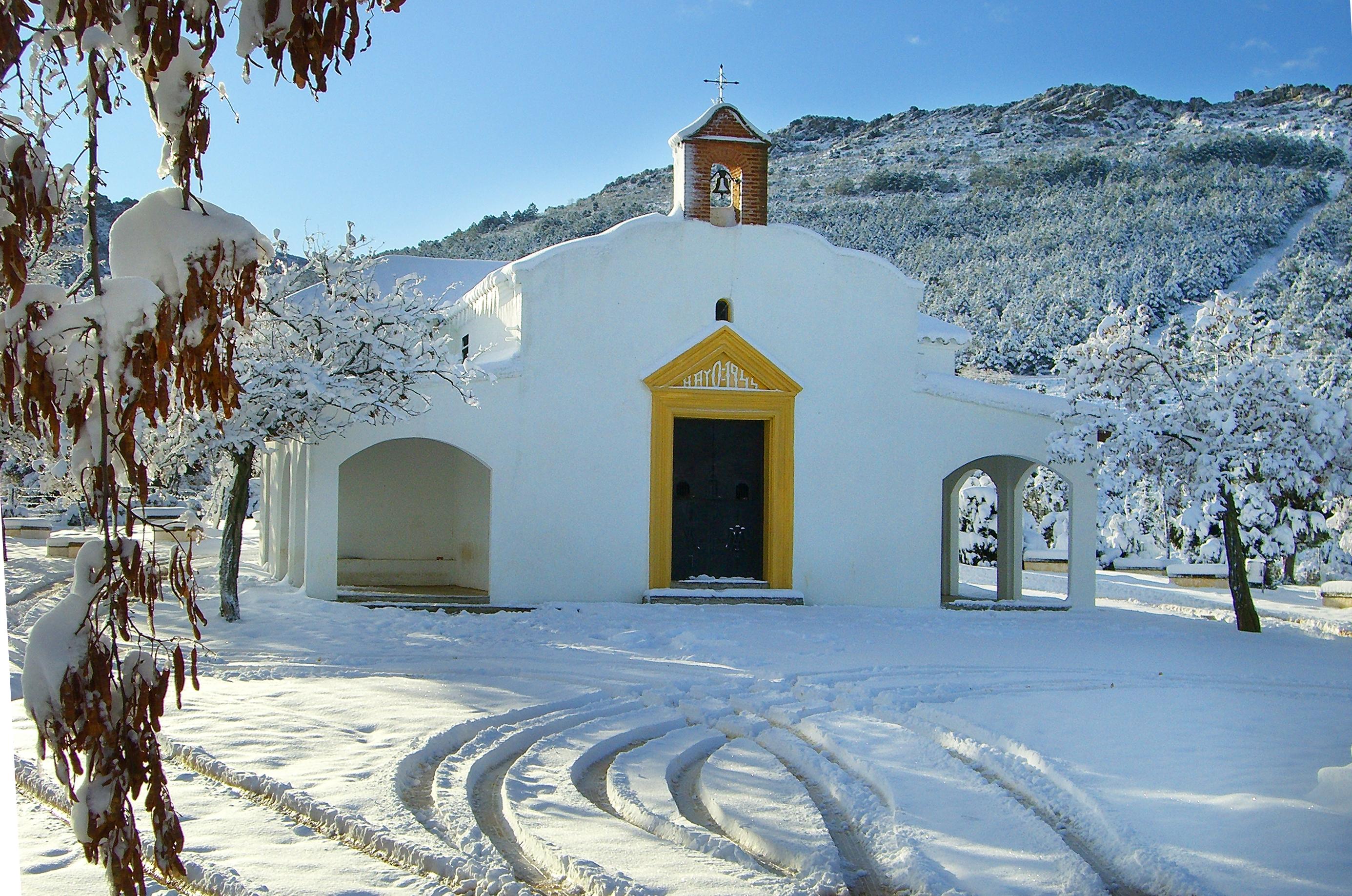 Ermita del milagro casa rural en tol
