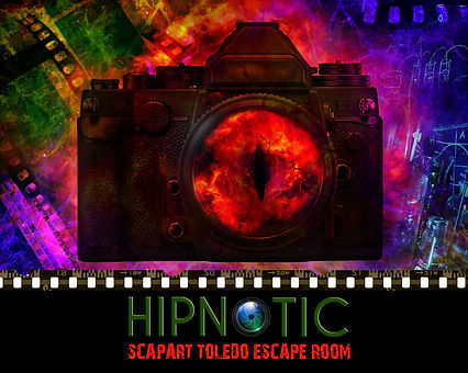 Escape Roomen Toledo, escape room toledo, scapart toledo escape room, hipnotic navahermosa