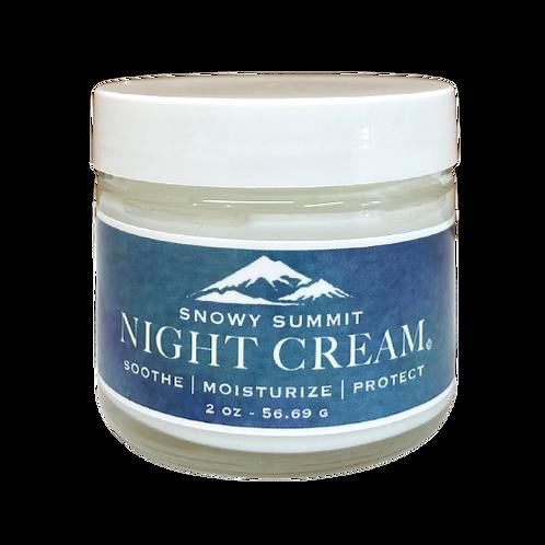 Facial Night Cream with Devil's Club