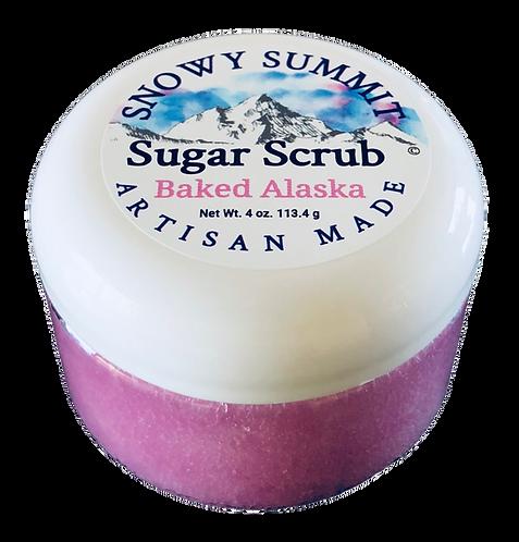 Baked Alaska Sugar Scrub