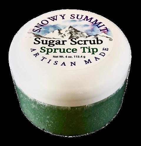 Spruce Tip Sugar Scrub