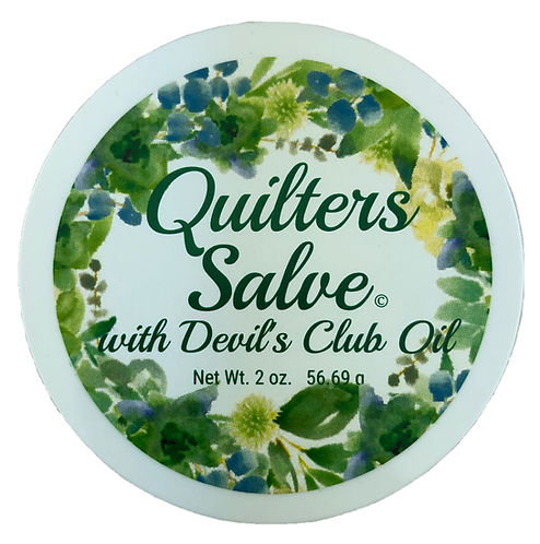 Quilters Salve