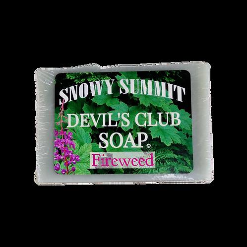Devil's Club Soap Fireweed