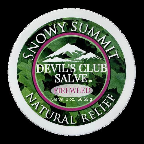 Devil's Club Salve w/ Fireweed