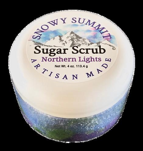 Northern Lights Sugar Scrub