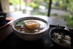 日本料理と蕎麦 魚哲 新潟県長岡市 コース料理 会食 手打ち蕎麦 揚げとろろ蕎麦
