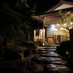 日本料理と蕎麦 魚哲 新潟県長岡市 コース料理 会食 手打ち蕎麦 店舗写真