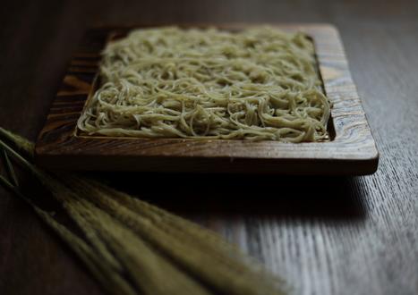 新潟県産在来種蕎麦