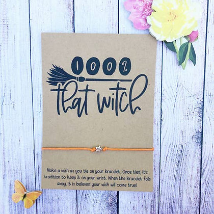 100% That Witch Wishlet