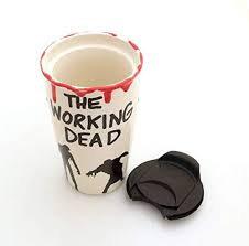 Working Dead Travel Mug
