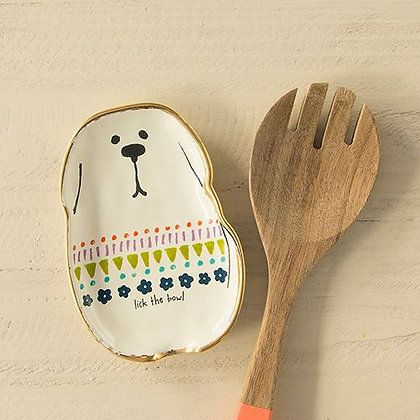 Lick the Bowl Spoon Rest