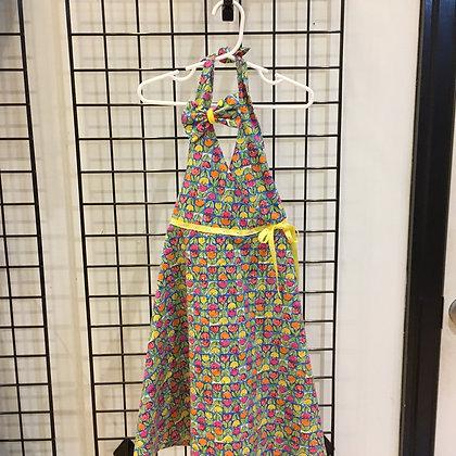 Girls Halter Dress - Size 5