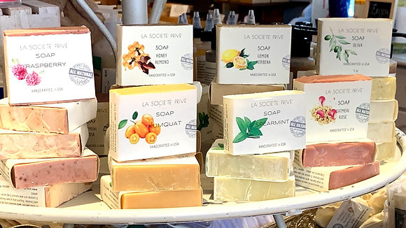Hand Cut Artisan Soap