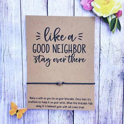 Good Neighbor Wishlet