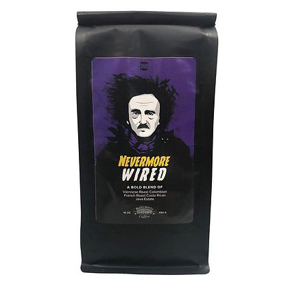 Nevermore Wired (Bold) Coffee
