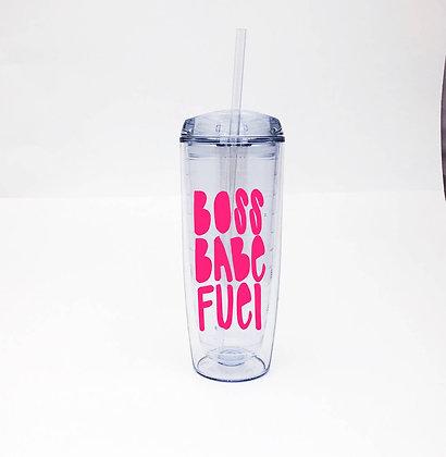 Boss Babe Water Tumbler