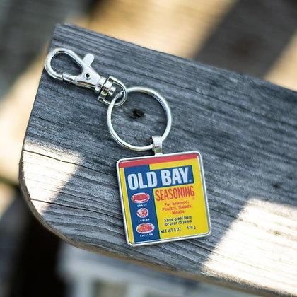 Old Bay Key Chain