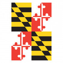 Maryland Garden Flag