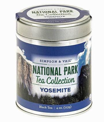 Yosemite National Park Tea