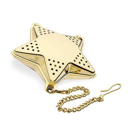 Gold Star Tea Infuser