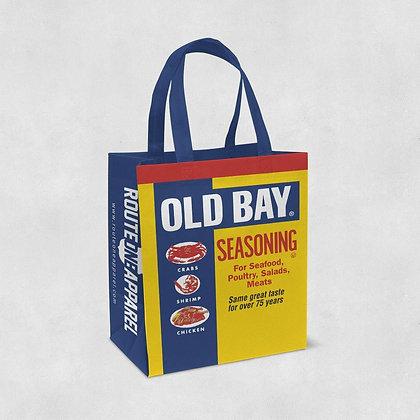Old Bay Reusable Shopping Bag