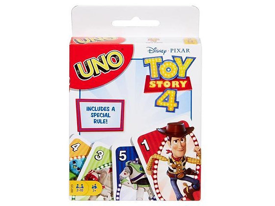 Uno: Toy Story