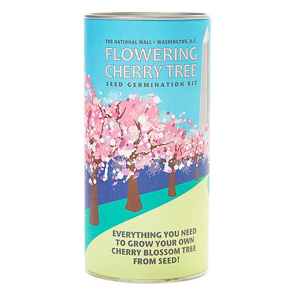 Flowering Cherry Tree Seed Grow Kit