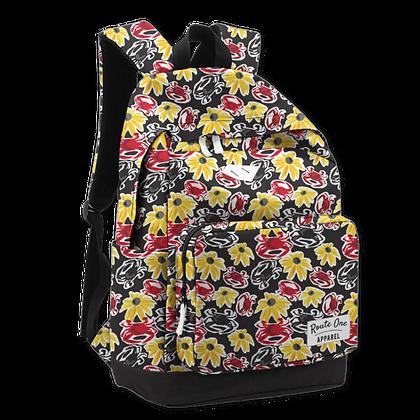 Maryland Black Eyed Susan Book Bag