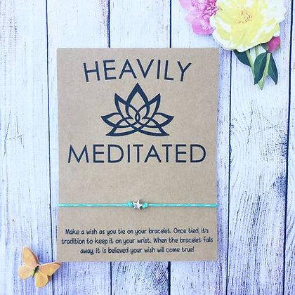 Heavily Meditated Wishlet
