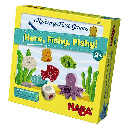 Here, Fishy, Fishy