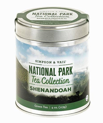 Shenandoah National Park Tea