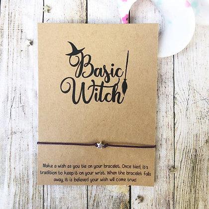 Basic Witch Wishlet