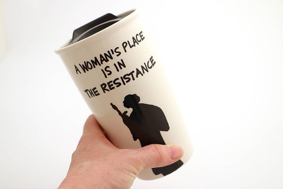 Woman's Place Travel Mug