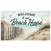 Welcome to the Beach House Mat