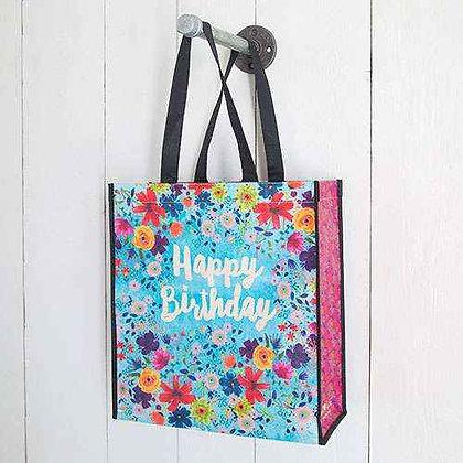 Happy Birthday - XL Reusable Gift Bag
