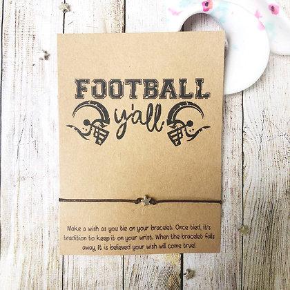 Football Y'all Wishlet