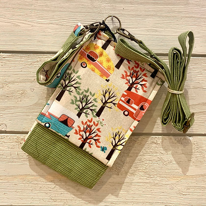 Happy Camper Crossbody Purse