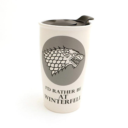 Winterfell Travel Mug