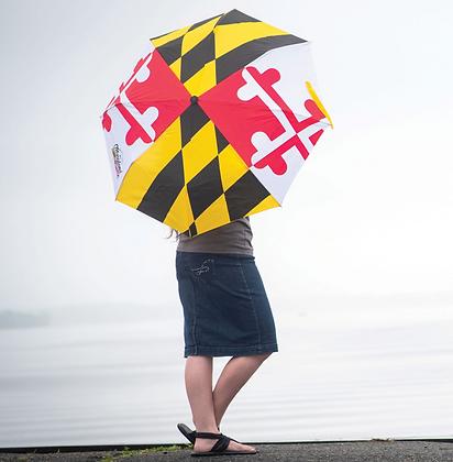 Maryland Flag Umbrella